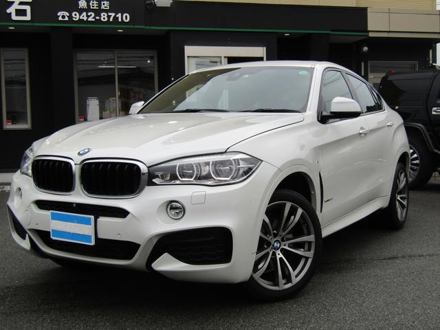 BMW X6 xDrive 35i Mスポーツ ナビTV 黒革 サンルーフ ACC