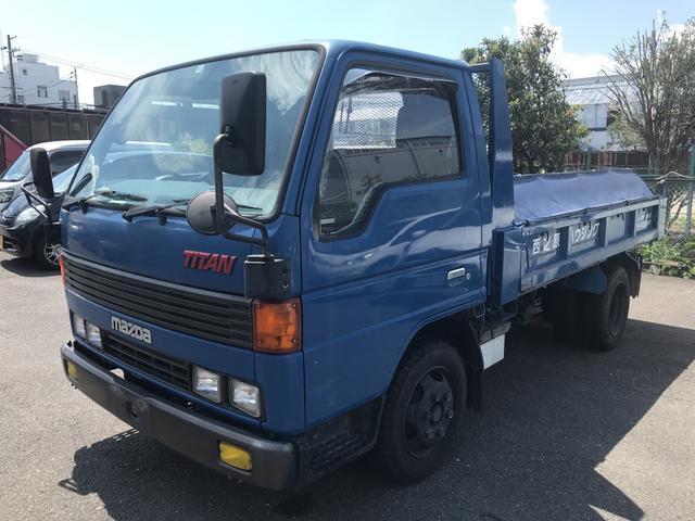 「マツダ」「タイタントラック」「トラック」「京都府」の中古車