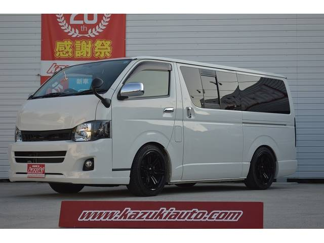 トヨタ ロングスーパーGL3型フェイス ユーロボンネット 18AW