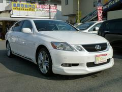GS GS450h HVバッテリー交換