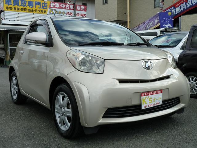 トヨタ iQ 100G プラス スマートキー