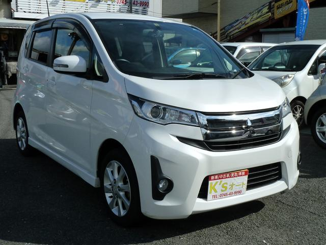 「三菱」「eKカスタム」「コンパクトカー」「奈良県」の中古車