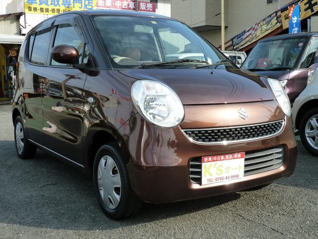 「スズキ」「MRワゴン」「コンパクトカー」「奈良県」の中古車
