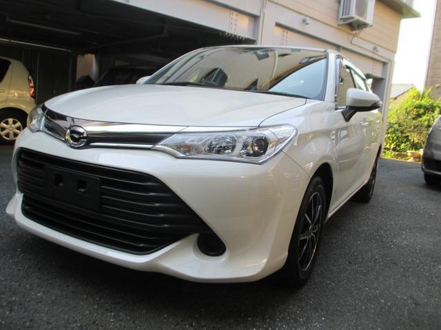トヨタ 1.5X  フルセグナビ セーフティセンス 自動ブレーキ