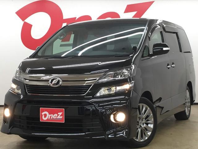 トヨタ 2.4Z ゴールデンアイズII BIG-X 両側電動 禁煙車