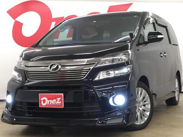 トヨタ 2.4Z BIG-X 両側電動ドア フリップダウンモニター