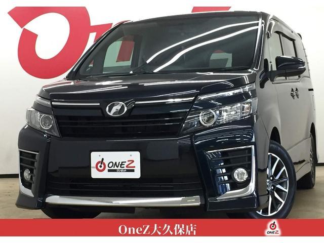 トヨタ ZS 禁煙車 純正SDナビ 両側パワースライド スマートキー