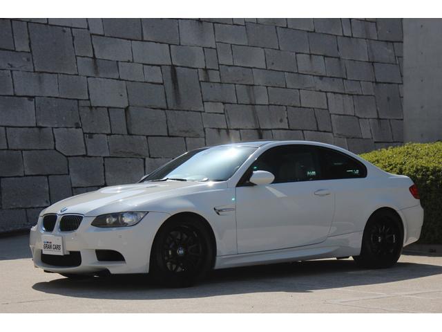 BMW M3クーペ Mドライブ ADVANレーシング19アルミ