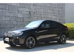 BMW X4xDrive 35i Mスポーツ インテリジェントセイフティ
