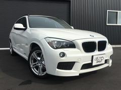 BMW X1sDrive 18i Mスポーツ キセノン ミラー一体ETC