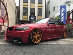 BMW325iツーリング Mスポーツパッケージ エアサス 20AW