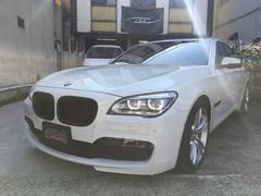 BMWアクティブハイブリッド7 Mスポーツパッケージ 左H SR付