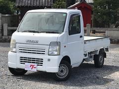 キャリイトラックKU 4WD 5MT エアコン パワステ