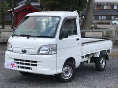 サンバートラックTB 4WD 5MT エアコン パワステ AMFMラジオ