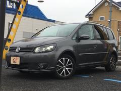 VW ゴルフトゥーランTSI ハイライン フルセグTV SDナビ 安全装備