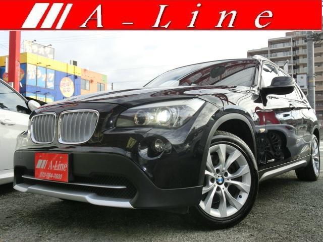 BMW xDrive 25i 4駆 キセノンライト パワーシート