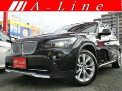 BMW X1xDrive 25i 4駆 キセノンライト パワーシート