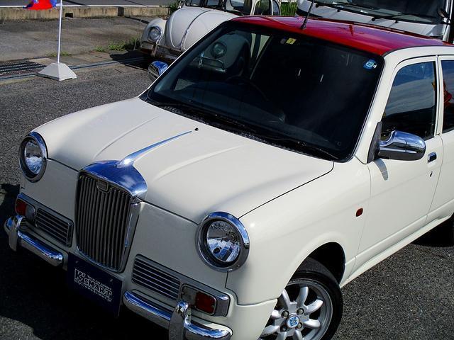 ミツオカ III ボディカラーオールペイント AIS鑑定済認定車