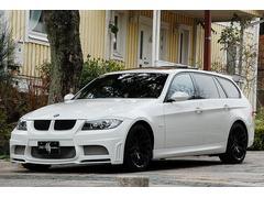 BMW320iツーリング Mスポーツパッケージ SR 社外19AW