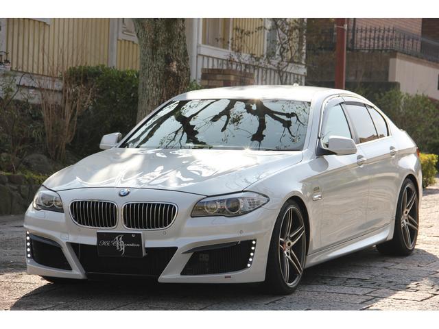 BMW 528i BEAMコンプリート 20AW 4本出マフラー