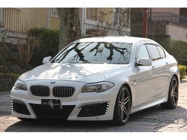 BMW 5シリーズ 528i BEAMコンプリート 20AW 4本出マフラー