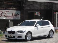 BMW116i Mスポーツ 新車保証継承車
