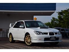 インプレッサWRX STiターボ4WD/6MT/専用シート/HIDライト