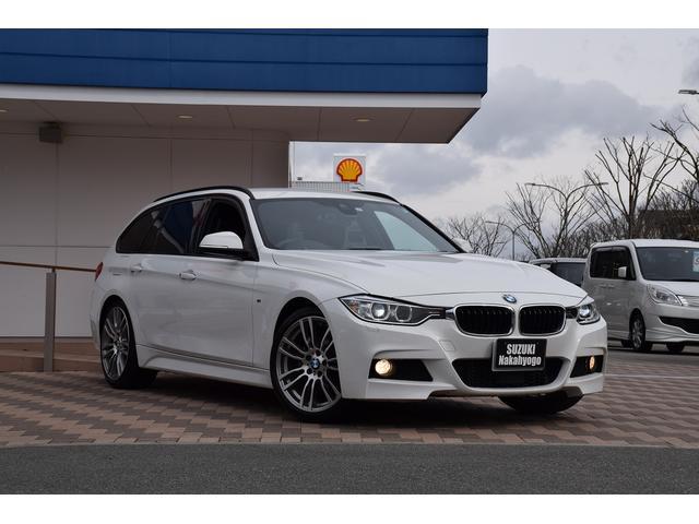 BMW 320dツーリングMスポ/ACC/純正ナビ/Bカメラ/ETC