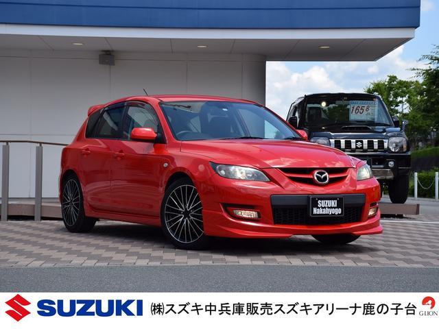 マツダ ベースグレード/6速MT/ターボ車/EXASマフラー