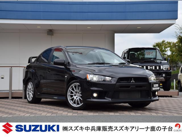 三菱 GSRエボリューションX/レカロシート/ブレンボブレーキ