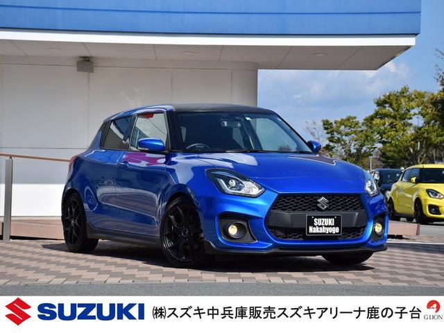 スズキ ベースグレード/6速MT/ターボ車/SSR17インチAW
