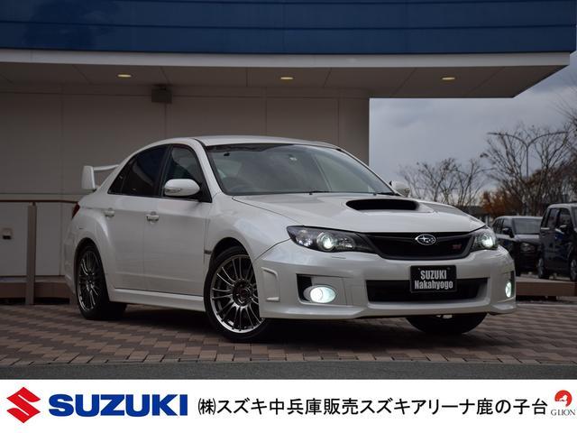 スバル WRX STi/6速MT/ターボ車/ハーフレザーシート