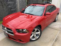 ダッジ チャージャーR/T 新並 1オーナ SR 赤革 5.7L V8 HEMI