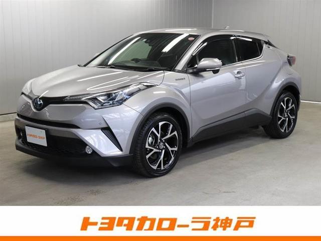 トヨタ HV G セーフティセンスP BSM LED SDナビ