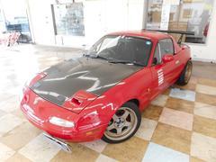 ユーノスロードスタースペシャルPKG ハードトップ SSR16アルミ 外エキマニ