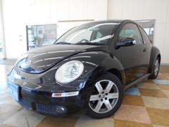 VW ニュービートルLZ HDDナビフルセグ 黒革 サンルーフ HIDヘッド
