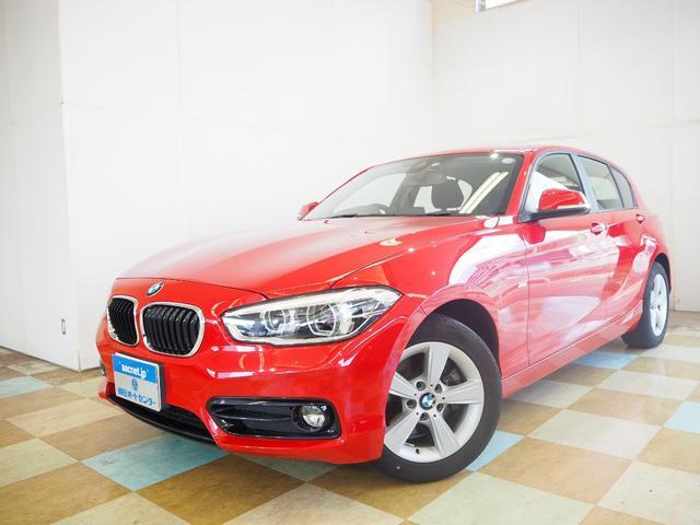 BMW 1シリーズ 118d スポーツ 後期モデル コンフォートパッケージ パーキングサポートパッケージ インテリジェントセイフティ 純正ナビ シートヒーター LEDヘッドライト バックカメラ