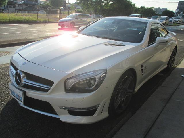 SL(AMG) SL63 AMG 中古車画像