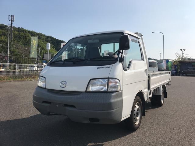 マツダ ロングワイドローDX ガソリン車 3方開 5MT エアコン