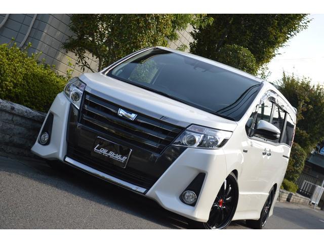 トヨタ ハイブリッドSi ダブルバイビー 車高調 19AW ETC ナビ リアモニター