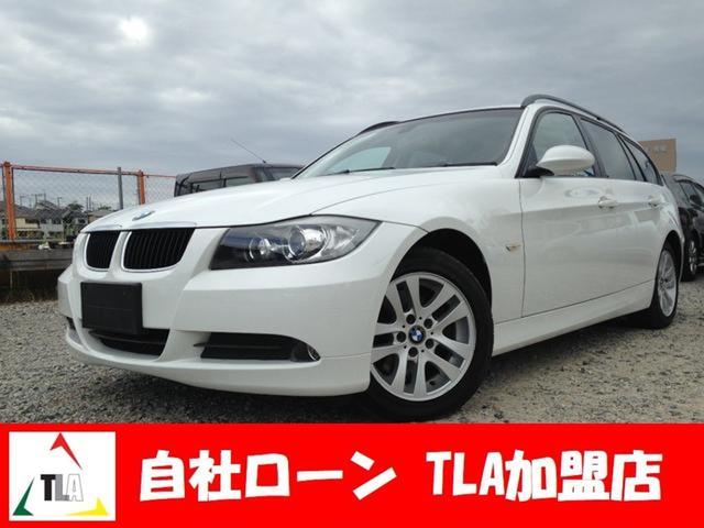 BMW 320iツーリング HDDナビ フルセグ Bカメ ETC