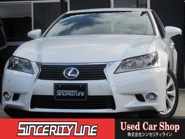 Photo of LEXUS GS GS300H I PACKAGE / used LEXUS