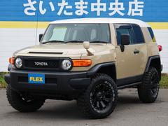 FJクルーザーカラーPKG 新品タイヤホイル HDDナビ&バックカメラ