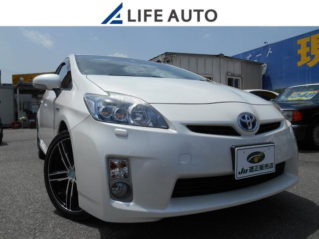 トヨタ Sツーリングセレクション ・社外メモリーナビ・フルセグTV・バックカメラ・Bluetooth対応・DVD再生・LEDヘッドライト・ETC・社外18AW・ドライブレコーダー・一年間保証付き