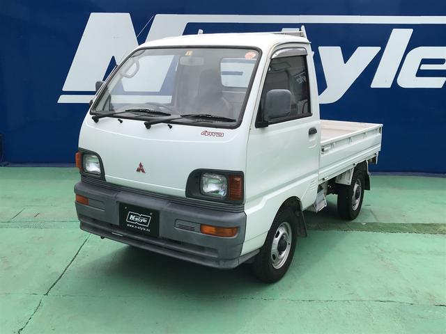 三菱 TS 4WD 三方開
