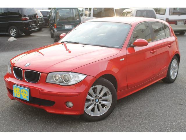 BMW 118i プッシュスタート 16インチアルミ ETC