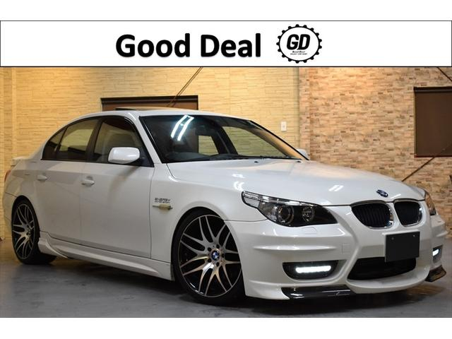 BMW 530iハイライン サンルーフ ENERGY仕様 19AW