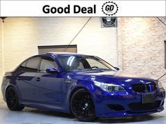 BMWM5 白革 エアロ 車高調 マフラー クラッチ交換済み