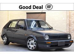 VW ゴルフCLi SOHC 5MT