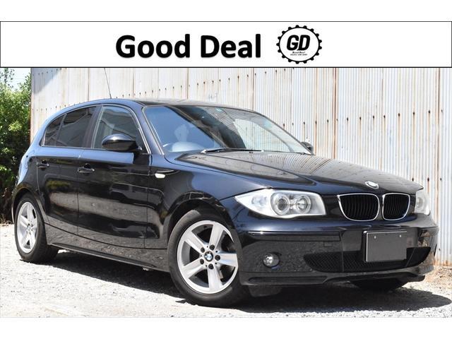 BMW 1シリーズ 118i 社外HDDナビ フルセグ 16AW 天張り張替付き